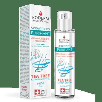 spray Poderm aux huiles essentielles contre la mycose de l'ongle et du pied