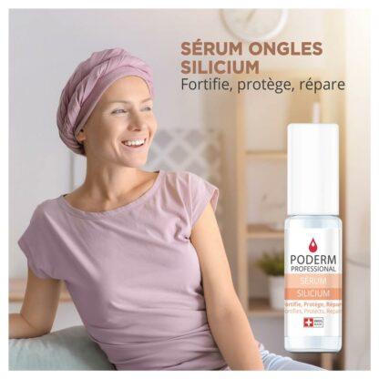 Sérum silicium Poderm : la solution pour la protection des ongles pendant la chimiothérapie
