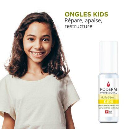 huile essentielle pour ongle enfant cassant